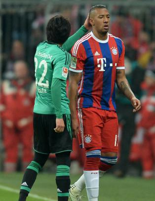 Bayern-stjerne takket nei til Barcelona