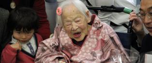 N� blir verdens eldste 117(!) �r gammel