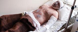 Redning stoppet, over 30 d�de og savnede i gruve