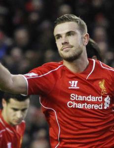 Henderson tok ansvar og s�rget for tre nye poeng