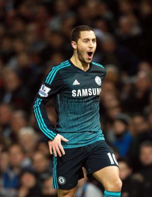 Hazard avgjorde for Chelsea