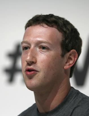 Mark Zuckerberg avsl�rer det �ne han lurer p� under jobbintervjuer