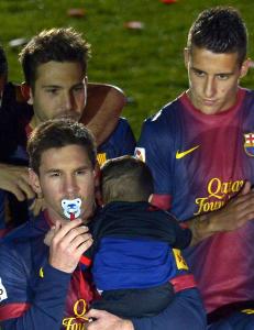 Messi: - Livet mitt er fullstendig forandret