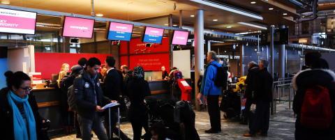 Parat: - Pistol mot hodet fra Norwegian