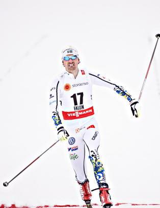 Olsson dropper verdenscup i Lahti - g�r Vasaloppet