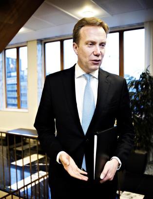 Bruker Norge som advarsel mot � forlate EU