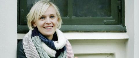 Kjersti A. Skomsvold debuterer med barnebok av h�y litter�r kvalitet