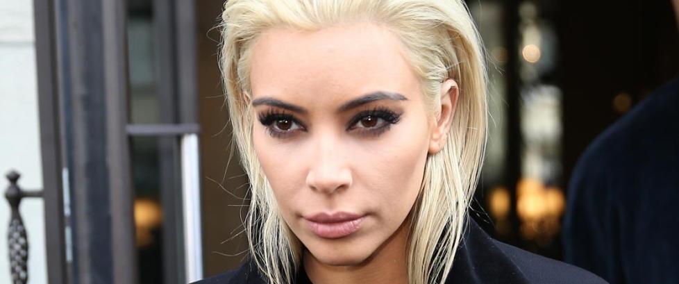 Sjekk Kim Kardashians stilforvandling