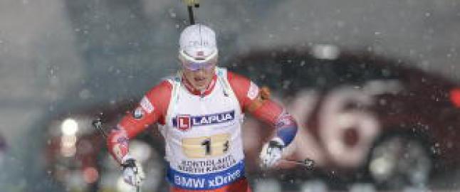 Verdens beste skiskytterbr�dre reddet  Eckhoff og norsk medalje