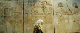 IS legger oldtidsby i Irak i grus