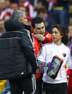 United-fans kom med sexistiske meldinger til Chelseas lege