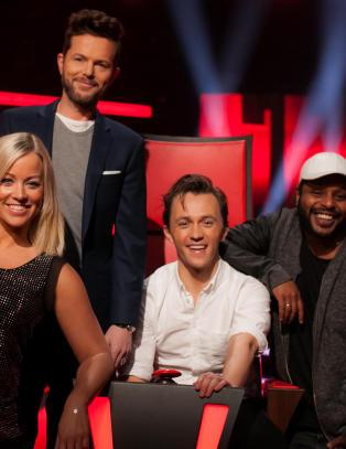 TV 2 manipulerer fremdeles urene toner i �The Voice�