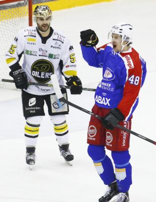 Oilers og V�lerenga straffes med poengtrekk
