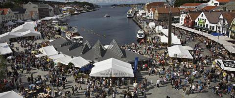 Planlegg n�: Fra festival til festival i mat-Norge