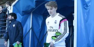 Lang skadeliste for Real Madrid. Kan �pne d�ra for �degaard