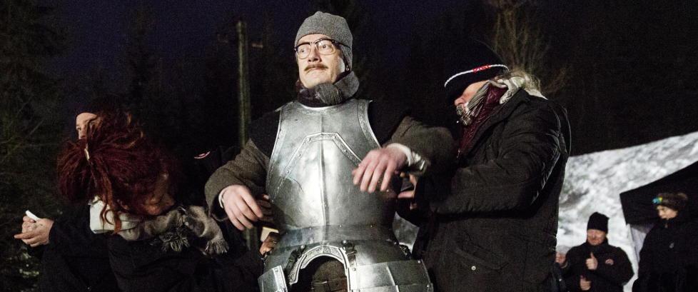 Bjarte Tj�stheim skal redde jula - igjen
