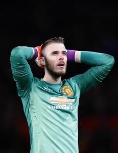 - Verdens beste m�lvakt, men ikke sunt for en klubb som Manchester United
