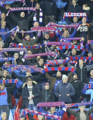 Vil ha �lservering p� fotballkamper i Oslo