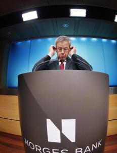 Rentesjokk fra Norges Bank