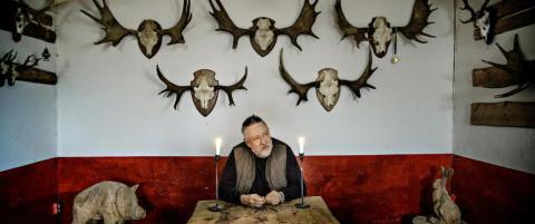 Leif GW Persson (70) planlegger et drap p� en gammel kjenning