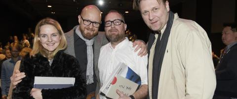 Dagblad-fotografer hedret med priser p� ��rets bilde�