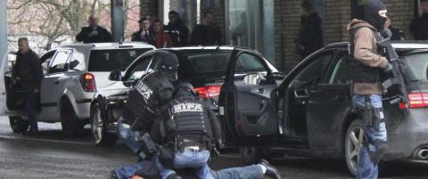 Bosnisk bombe kobles til Malm�s �verste kriminelle liga