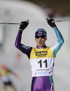 Japansk triumf i Holmenkollen