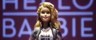 Hevder ny Barbie kan spionere p� barna dine