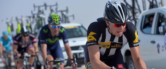 Boasson Hagen reddet laget i Sanremo