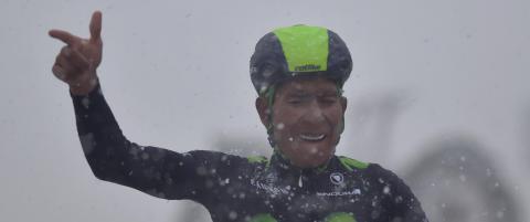 Quintana vant i sn�kaoset