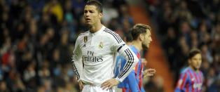 - Ronaldos ekstraordin�rt grinete reaksjon er bisarr og �deleggende