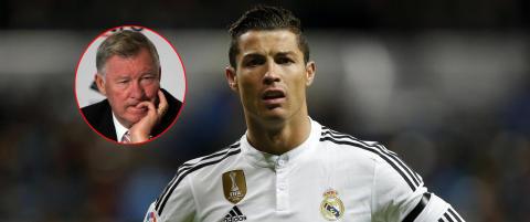 Hevder Ferguson hadde hemmelige overgangssamtaler med Ronaldo