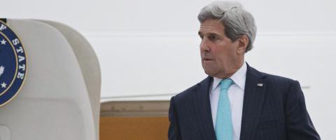 - Kerry �nsker ikke � forhandle med Assad