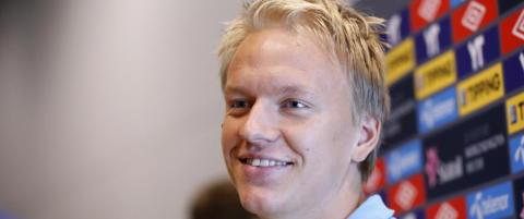 Spisskrisa gj�r Nielsen h�yaktuell som spydspiss: - Trives godt  i den rollen