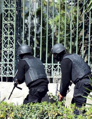 19 personer drept etter et  angrep i Tunisia
