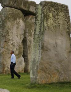 Lanserer ny Stonehenge-teori