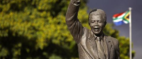 Apartheid ble ikke begrunnet i