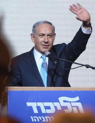 N� m� vi anerkjenne Palestina som egen stat