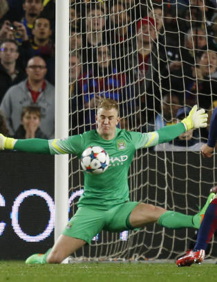 Lionel Messi om umulige �Brave Hart�: - Et fenomen
