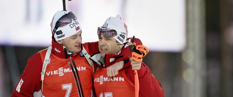 Bj�rndalen beste norske p� 9. plass i Russland