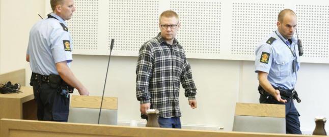 Kim Andreas Kristiansen (23) tiltalt for drap og likskjending av stefar