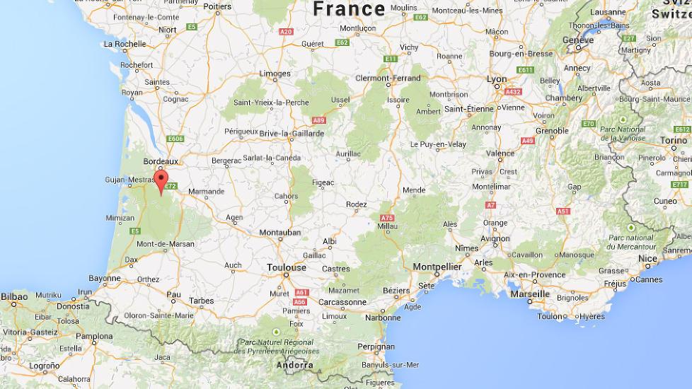 kart over frankrike google Sjøkart kart – Lampe giganten kart over frankrike google