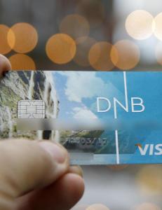 Nye DNB-kort virker ikke i alle betalingsterminaler