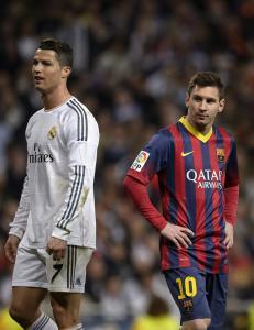 H�ner Messi og Ronaldo: - Kvaliteten var mye bedre f�r