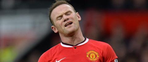 - N� innser jeg hvor langt unna Rooney er. Han burde heller sikte mot Norway Cup enn El Cl�sico