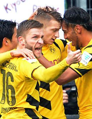 Dortmund reiste seg mot Hannover