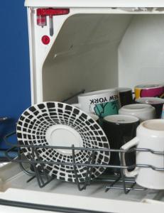 �Synes du virkelig jeg skal takke for at mannen min rydder ut av oppvaskmaskinen, det er jo en selvf�lge?�