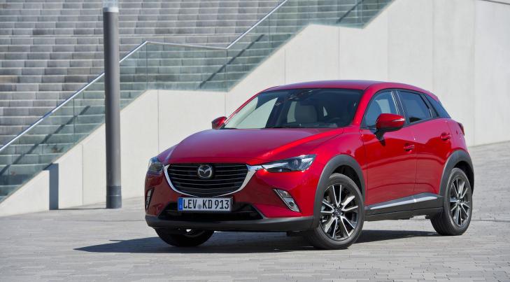 Mazda CX3 er en potensiell prisbombe