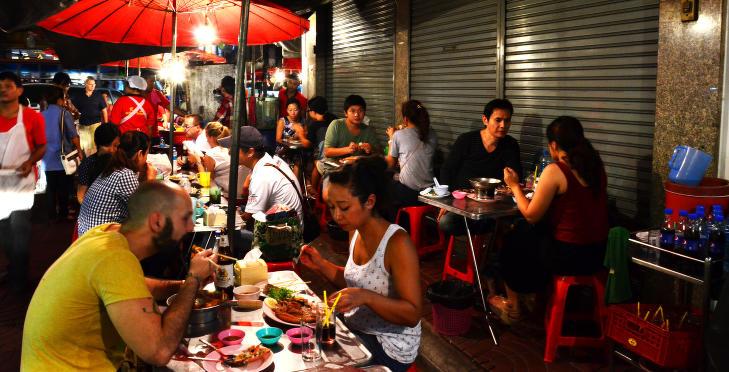 Bangkok byr p� gastronomiske overraskelser