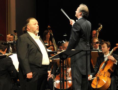 Spansk operasanger